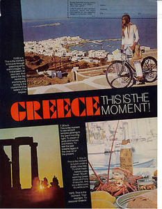 Early tourism ads worked because markets were similar, new, eager and easy to reach