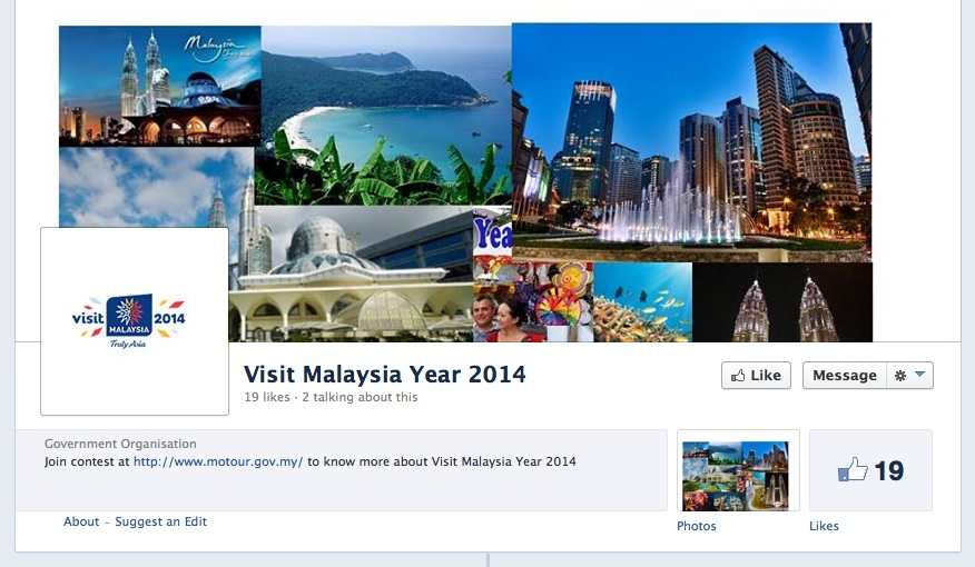 VMY 2014 FB page