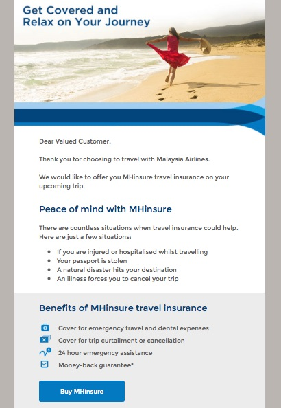 Does MAS send the right message by selling insurance?