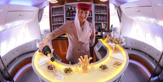 Emirates, the benchmark for MAS