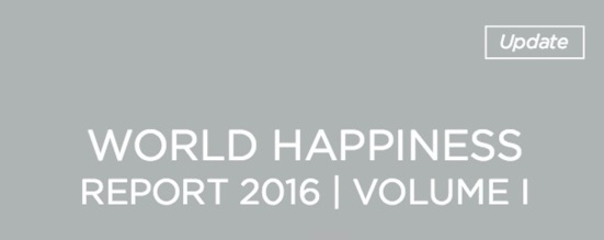 Denmark top of the world happiness index