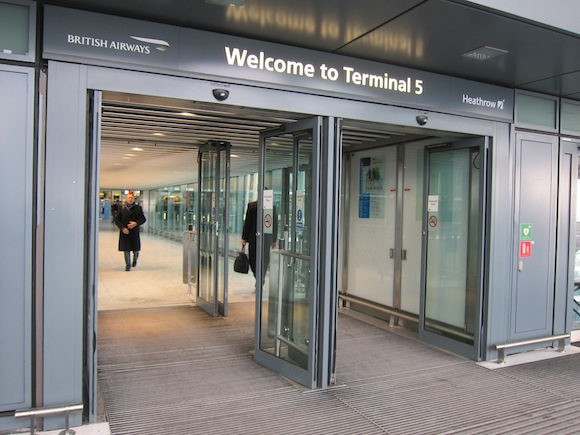 Why can't we do what everyone else does and have the airport name followed by the terminal number?