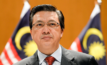 Malaysia's transport minister