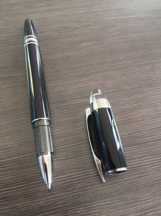Thanks Montblanc, you did the right thing & trust in your brand is restored